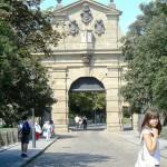 Brama na Wyszehradzie