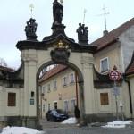 Brama Strahowskiego Klasztory