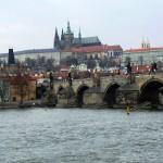 Most Karola + katedra św. Wita