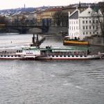 Widok z Mostu Karola