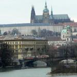 Widok z Mostu Jiraska